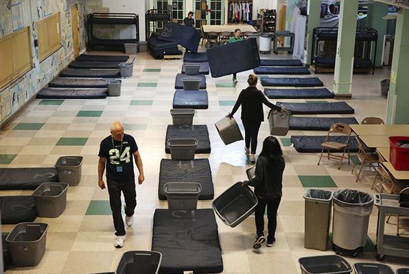 Local homeless programs: performance targets for doing good?